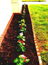 Flower Bed Flower Ideas - collection simple flower bed ideas photos free home designs photos