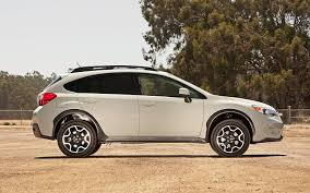subaru crosstrek lifted 2013 subaru xv crosstrek 2 0i premium first test truck trend