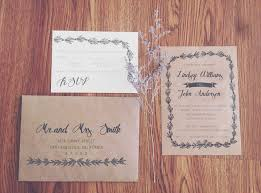 Rustic Invitations Rustic Invitations Tirra Lirra