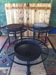 Horseshoe Fire Pit by Texas Custom Firepits Grills U2013 Horseshoe1 Fabrication