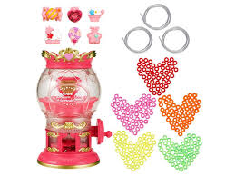 kirakira precure a la mode kurukuru sweets beads maker by bandai