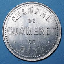 numero de chambre de commerce coins colonies algérie chambre de commerce de bône 10