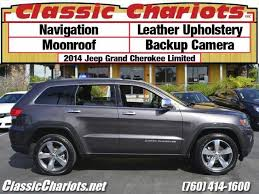 used jeep grand 2014 sold used suv near me 2014 jeep grand limited with
