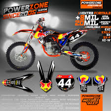 custom team graphics u0026 backgrounds decals 3m stickers kits for ktm