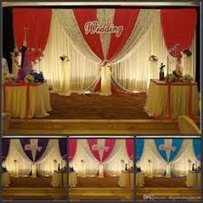Wedding Backdrop Curtains For Sale Discount Chinese Luxury Curtains 2017 Chinese Luxury Curtains On