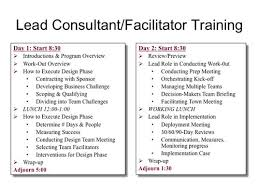 training outline template 02212013 5 post training tools
