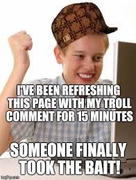 Internet Kid Meme - first day on the internet kid meme imgflip