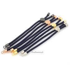 cord rope bracelet images Lot x 6 adjustable rope cord bolo bracelet slide adjustable jpg