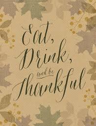 free thanksgiving saying printable the elli