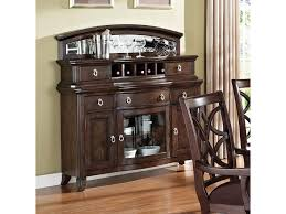 acme furniture keenan transitional dining server with wine rack