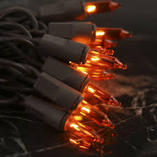 string lights bulb and brown cord string lights