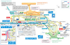 Map Of International Airports Access Narita International Airport Official Website