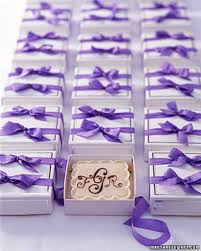 good things wedding favors martha stewart weddings