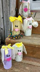 50 Outdoor Easter Decorations to Bedeck Your House in Style
