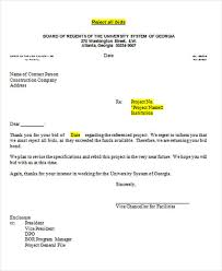 Decline Letter To Bid 10 Bid Rejection Letter Templates Free Premium Templates