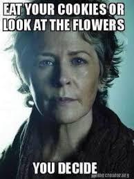 Carol Walking Dead Meme - 13 best walking dead images on pinterest the walking dead