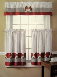 Yellow Kitchen Curtains Valances Kitchen Curtains And Valances Drapes And Curtains