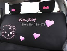 siege auto hello 4colors pink universal hello car seat covers