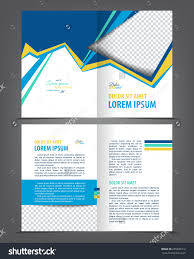 awesome bi fold brochure templates free download pikpaknews