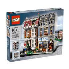 lego creator expert pet shop 10218 133 00 hamleys for lego