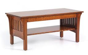 1800 mission coffee table ohio hardwood furniture