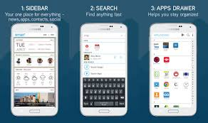 Home App Samsung Launches The Smart Home Screen App Terrain Home To Help