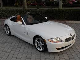bmw z4 2008 2008 bmw z4 3 0si roadster fort myers florida for sale in fort