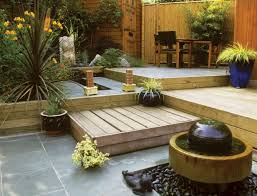 Outdoor Furniture For Small Spaces by Small Space Big Ideas Landscaping In A Small Backyard The