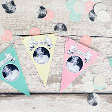 Designerk Hen Personalised Hen Party Bunting By Oops A Doodle