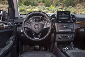 mercedes digital dashboard 2017 mercedes benz gls450 4matic first drive