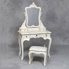 french style dressing table cheap cream french style dressing table mirror and stool set beau interiors