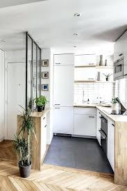 agencement cuisine ouverte agencement de cuisine ouverte cuisine ouverte sur salon 30m2 4 idee