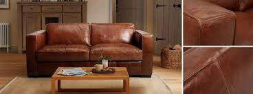 Dfs Leather Sofas Dakota 3 Seater Sofa Bed Fargo Contrast Dfs Dakota Leather