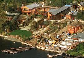 bill gates home interior 16 facts about bill gates magnificent 150 million mansion
