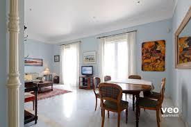 Wohnzimmer M El Poco Apartment Mieten Betis Strasse Sevilla Spanien Betis Triana 3