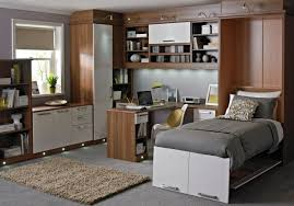 T Shaped Office Desk Furniture by Bedroom 15 Clever Ideas To Make A Small Bedroom Look Bigger