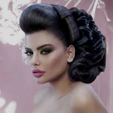 mariage arabe coiffure mariage arabe a idee de vos cheveux mariage