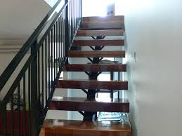 metal stair stringers and risers easy metal stair stringers