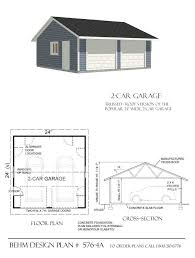 27 best two car garage plans images on pinterest garage plans