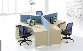 bureau poste de travail propre recherche en bois 120 grau bureau poste de travail pour 3