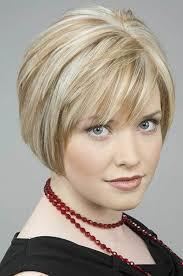 haircuts with bangs for middle age women 50 super cute looks with short hairstyles for round faces short