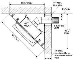 Fireplace Installation Instructions by Gas Fireplace Installation Manual Best Fireplace 2017