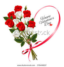 valentines flowers flowers stock images royalty free images vectors