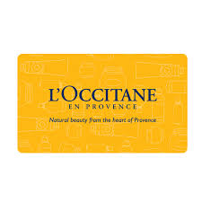 15 gift cards l occitane gift card 15 gift cards