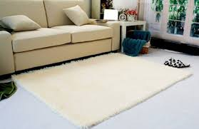 amazon com super soft modern shag area rugs living room carpet