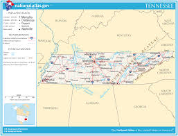 Bristol Tennessee Map by File National Atlas Tennessee Png Wikimedia Commons