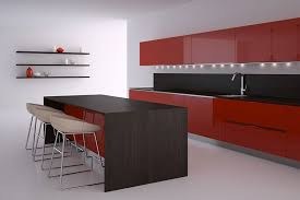 Metal Kitchen Cabinets Design Ideas Buungicom - Metal kitchen cabinets