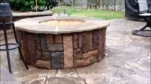Backyard Fire Pit Lowes by Exterior Design Interesting Lowes Fire Pit With Cozy Concrete