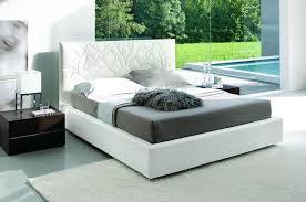 modern contemporary platform beds storage beds leather headboards