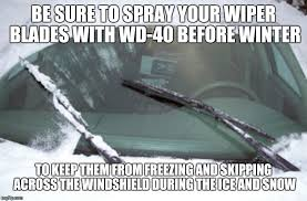 Funny Winter Memes - winter car care imgflip